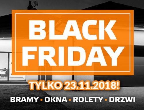 ZAKOŃCZONE – BLACK FRIDAY z Krispol