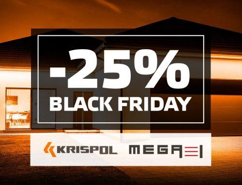 Black Friday z Krispol w salonach MEGA